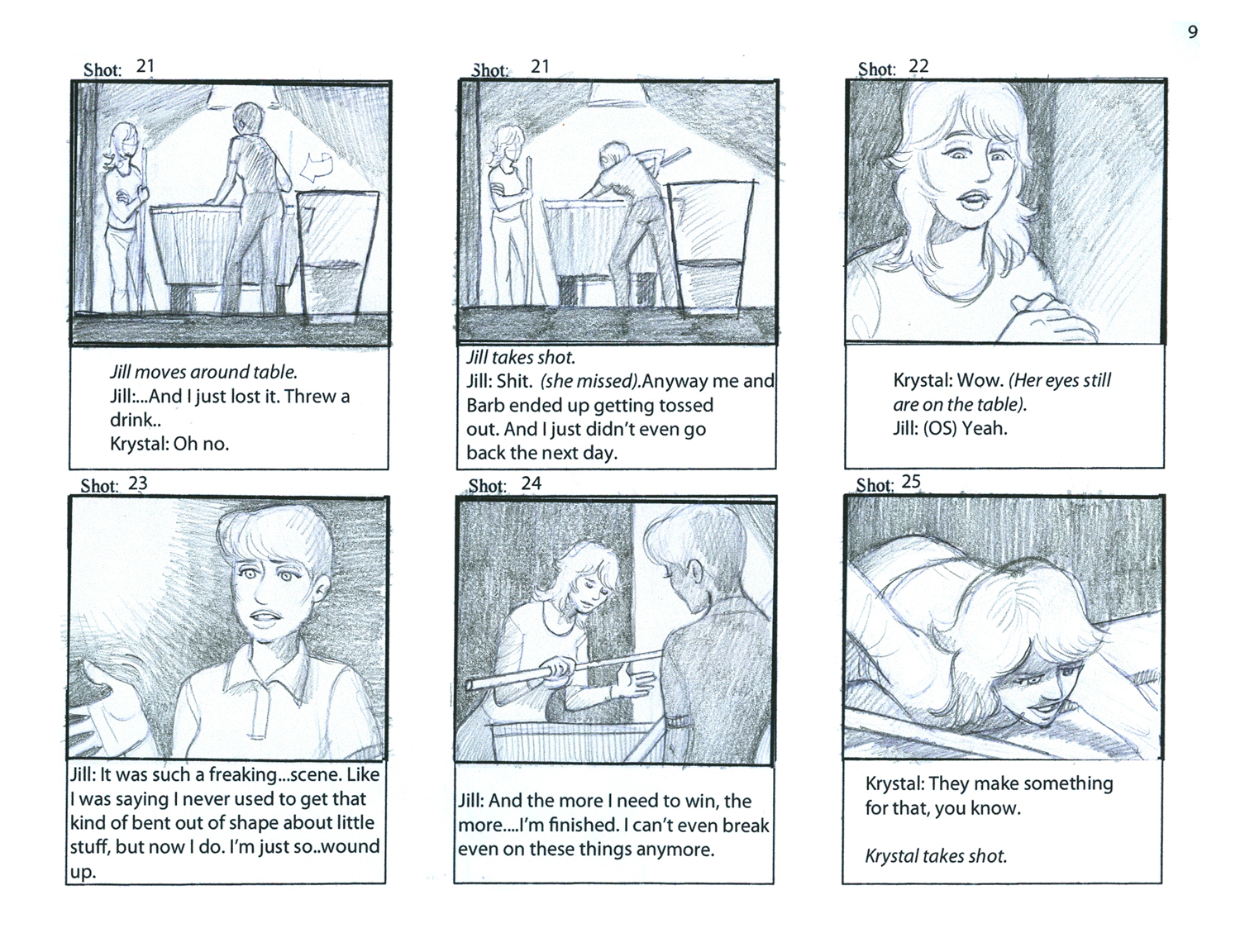 Example 4 - Storyboard